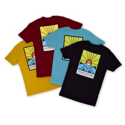 Blue Mountain Short Sleeve T-shirt